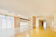 EVホール・食堂・機能訓練室